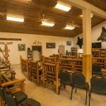 Doc Warner Main Lodge Area