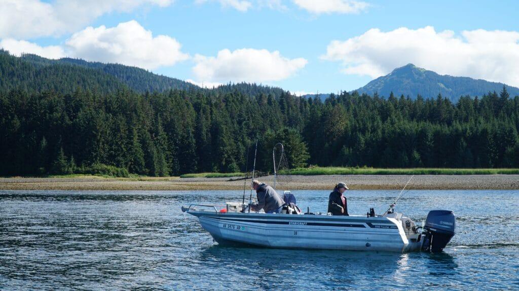 Alaska Fishing Season